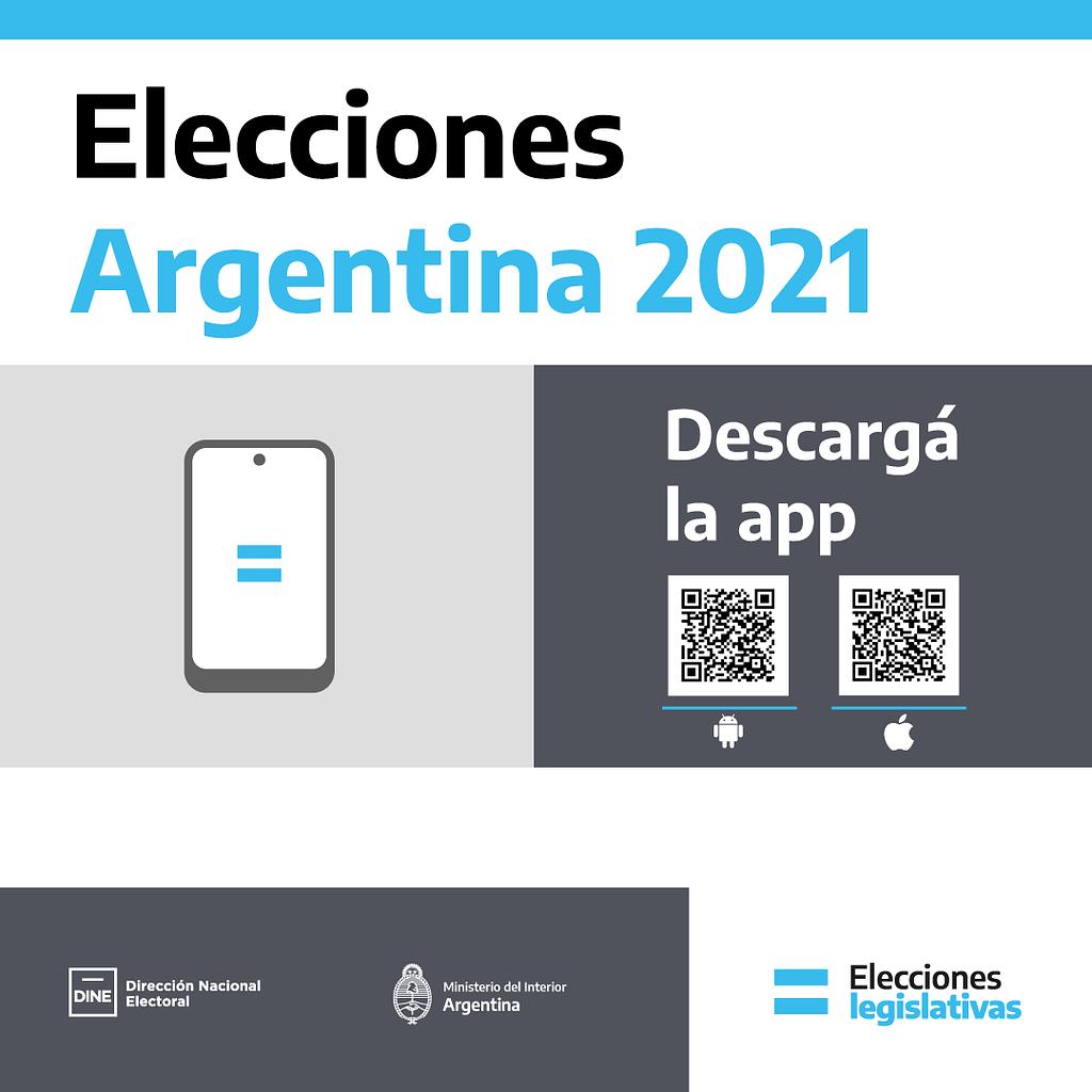 El Gobierno lanzó una app para seguir los resultados de las PASO 0