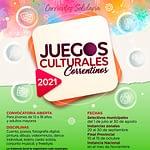 Comenzó la inscripción para participar de los Juegos Culturales Correntinos 2021