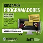 Importante oferta laboral en Corrientes