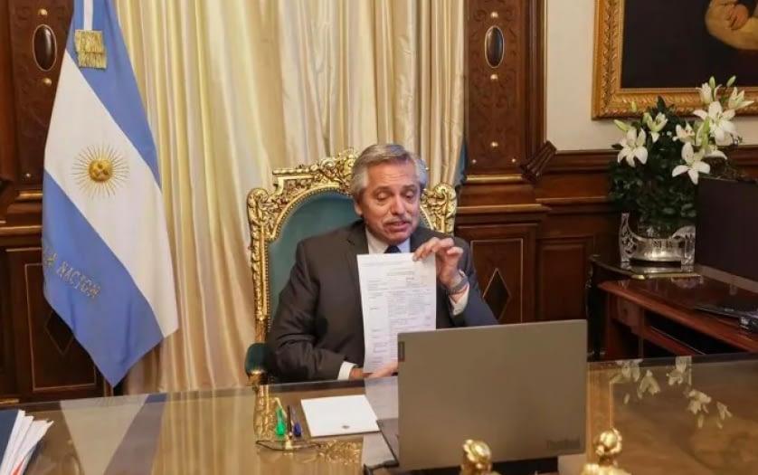 Alberto Fernández anunció que Gamaleya aprobó el primer lote de Sputnik V de producción argentina 0