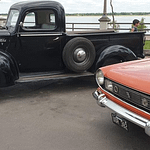 En San Miguel: encuentro de autos antiguos y clásicos