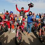 Histórico: el argentino Kevin Benavides ganó el Rally Dakar en la categoría motos
